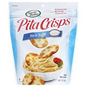 Sensible Portions Pita Crisps, Sea Salt