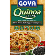 Goya Quinoa Blend with Black Beans, Bell Peppers and Spices