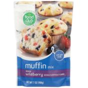 Food Club Imitation Wildberry Muffin Mix