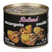 Roland Escargot Snails