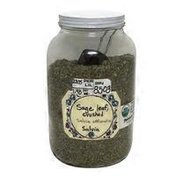 Organic Cut & Sifted Sage