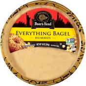 Boar's Head Hummus, Everything Bagel