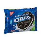 Oreo Nabisco Oreo Reduced Fat Chocolate Sandwich Cookies