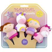 Magic Years Finger Puppets, Magical, 0+ Years, 4 Piece Set