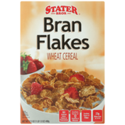 Stater Bros Bran Flakes Whole Grain Cereal