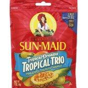 Sun-Maid Tropical Trio
