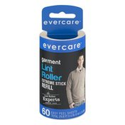 Evercare Garment Lint Roller Extreme Stick Refill - 60 Sheets