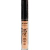 NYX Professional Makeup Contour Concealer, Can't Stop Won't Stop, Neutral Tan CSWSC12.7