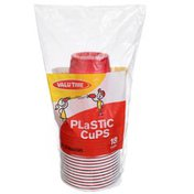 16-Ounce Sd Red Plastic Party Cups