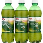 Hannaford Ginger Ale, Caffeine Free