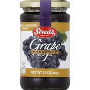 Streit's Grape Preserves