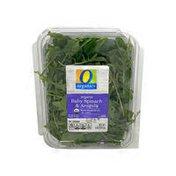O Organics Organic Baby Spinach & Arugula