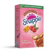 Snapple Raspberry Tea Powder