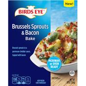Birds Eye Brussels Sprouts & Bacon Bake