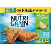 Kellogg's Nutri-Grain Apple Cinnamon Breakfast Bars