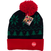 Supreme Toy and Party Beanie Hat, Led Knit, Xmas Tree