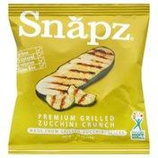 Snapz Zucchini Crunch, Premium Grilled