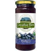 Cascadian Farm Organic Blueberry Fruit Spread