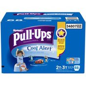 Pull-Ups Cool Alert 2T-3T Boys Training Pants