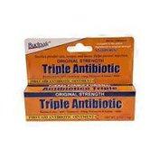 Bud Pak Triple Antibiotic Cream