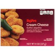 Hy-Vee Stuffed Jalapenos, Cream Cheese, Mild