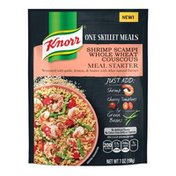 Knorr Meal Starter Shrimp Scampi Whole Wheat Couscous