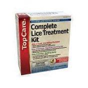 TopCare Complete Lice Treatment Kit