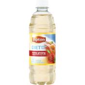 Lipton Diet Green Tea Honey Ginseng