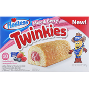 Hostess Cakes, Mixed Berry, 10 Pack