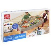 Step 2 Train & Track Table, Deluxe Canyon Road