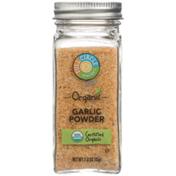 Full Circle Garlic Powder