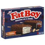 Fat Boy Sundae on a Stick, Nut