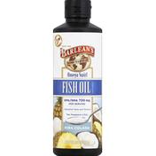 Barlean's Fish Oil, with Vitamin D, Pina Colada