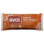 Evol Foods Chicken Tikka Masala Evol Chicken Tikka Masala Burrito