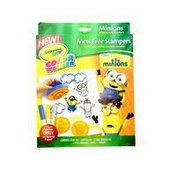 Crayola Color Wonder Minions Stampers & Markers Set
