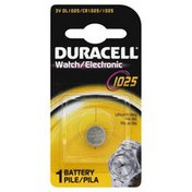 Duracell Battery, Lithium, 1025
