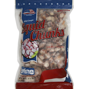 Great American Seafood Squid, Wild Caught, Chunks