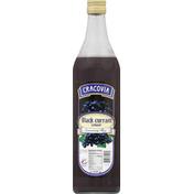 Cracovia Syrup, Black Currant