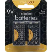Home 360 Alkaline Batteries
