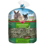 Kaytee All Natural Orchard Blends Natural Mint Leaves to Support Digestive Health for Rabbit, Guinea Pig & Other Small Animals