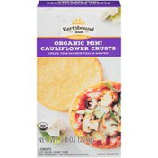 Earthbound Farms Organic Mini Cauliflower Crusts