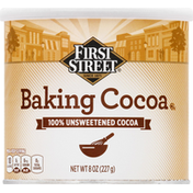 First Street Baking Cocoa