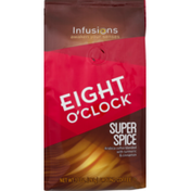 Eight O'Clock Coffee Infusions Super Spice Ground Coffee