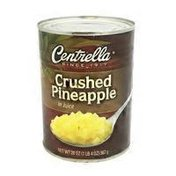 Centrella Crushed Pineapple in Juice