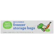 That's Smart! Reclosable Freezer Storage Bags