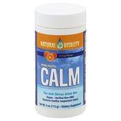 Natural Vitality Calm, Drink Mix, Orange Flavor