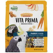 Sunseed Wholesome Nutrition Parrot Food