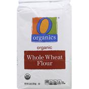 O Organics Whole Wheat Flour, Organic