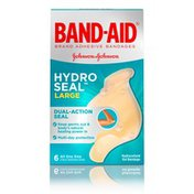 Band-Aid Brand Hydro Seal Bandages Large