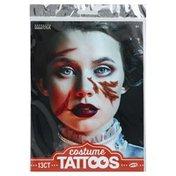 Savvi Tattoos, Costume